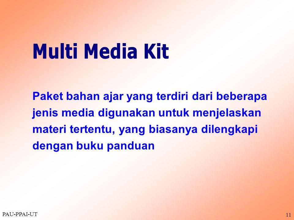 Multi Media Kit