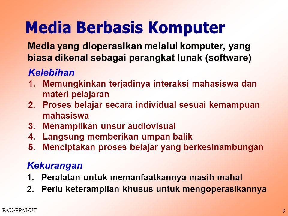 Media Berbasis Komputer