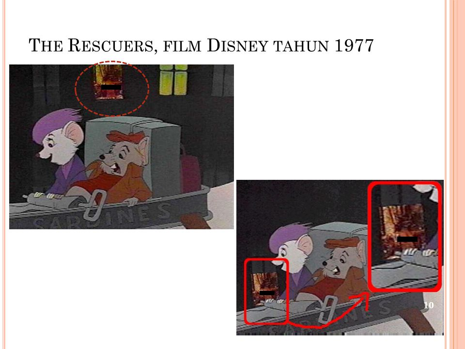 The Rescuers, film Disney tahun 1977