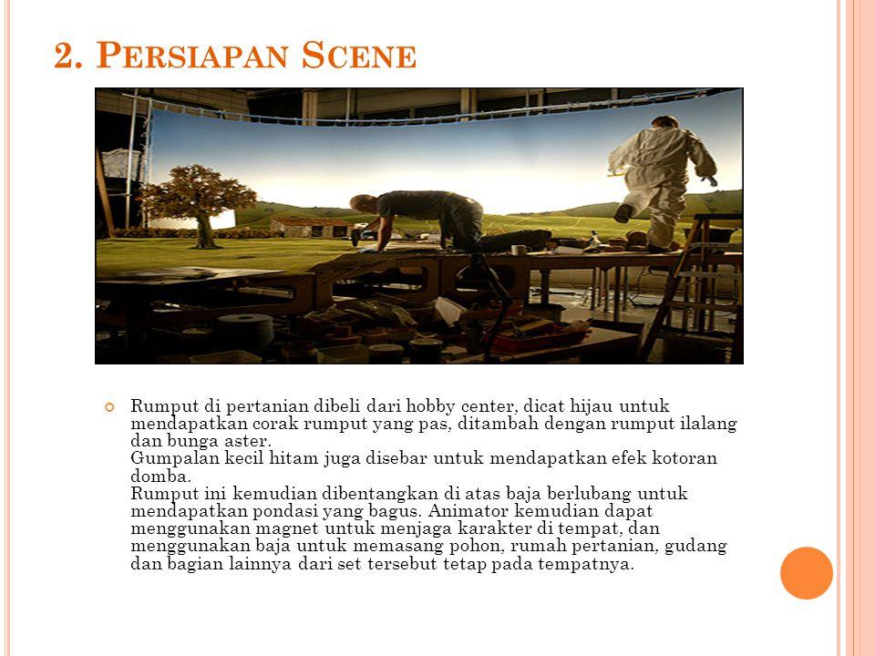 2. Persiapan Scene