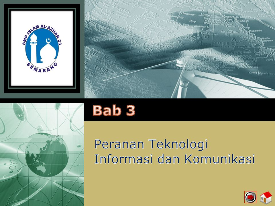 Peranan Teknologi Informasi dan Komunikasi