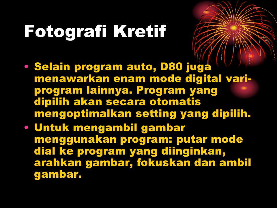 Fotografi Kretif