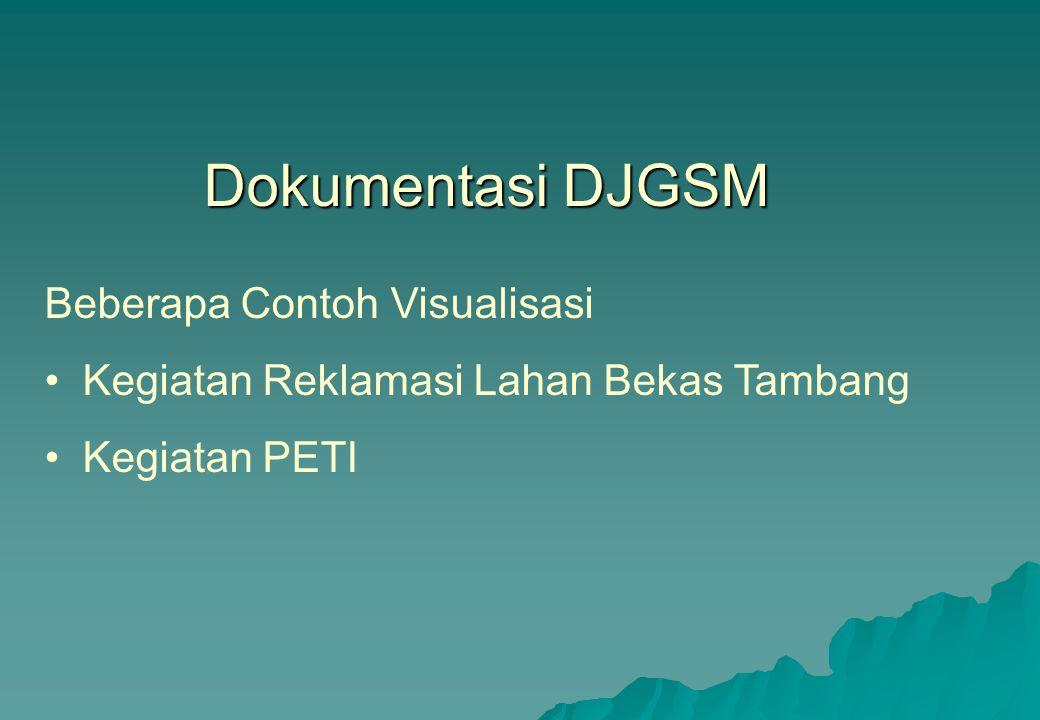 Dokumentasi DJGSM Beberapa Contoh Visualisasi