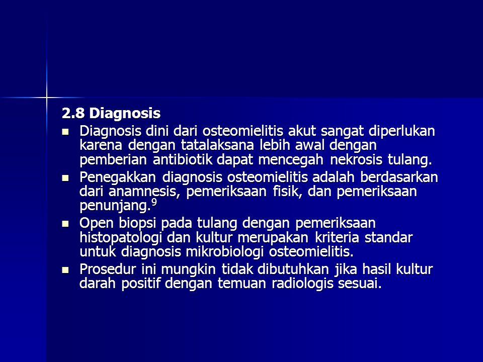 2.8 Diagnosis