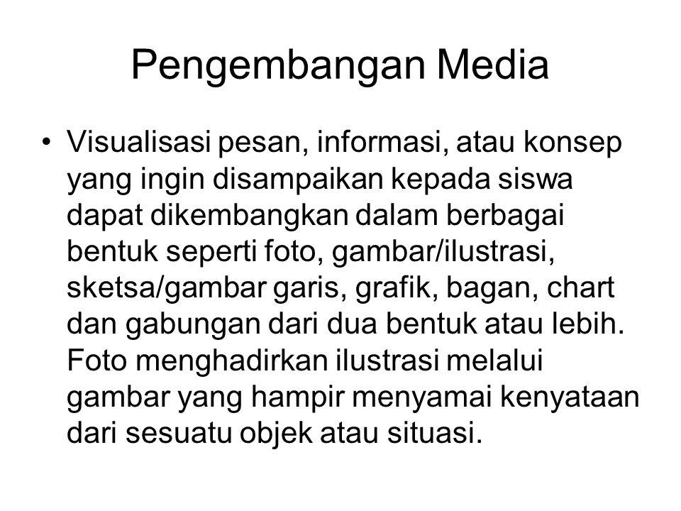 Pengembangan Media