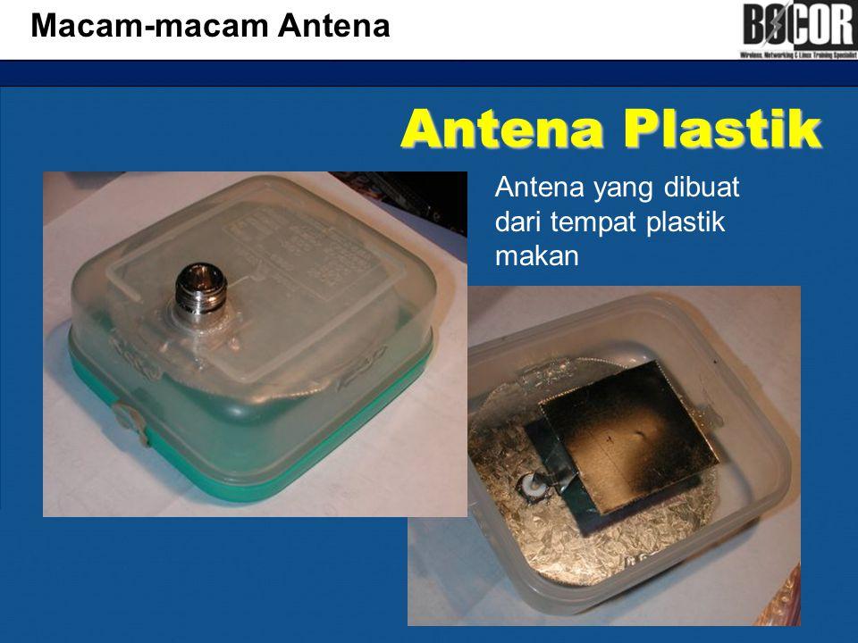 Antena Plastik Macam-macam Antena
