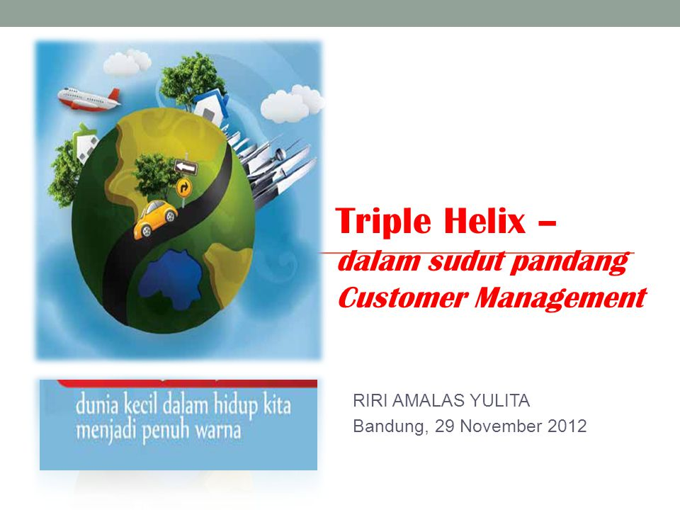 RIRI AMALAS YULITA Bandung, 29 November 2012