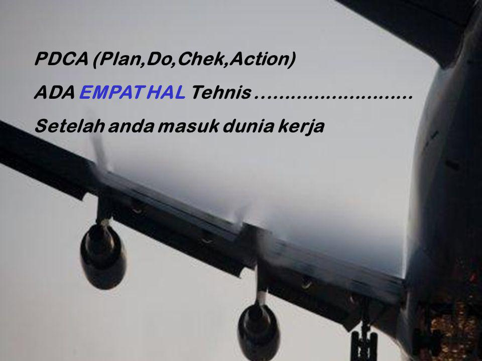 PDCA (Plan,Do,Chek,Action)