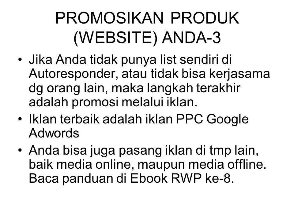 PROMOSIKAN PRODUK (WEBSITE) ANDA-3