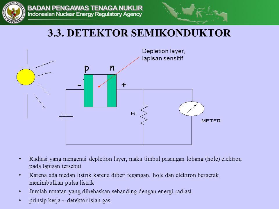 3.3. DETEKTOR SEMIKONDUKTOR