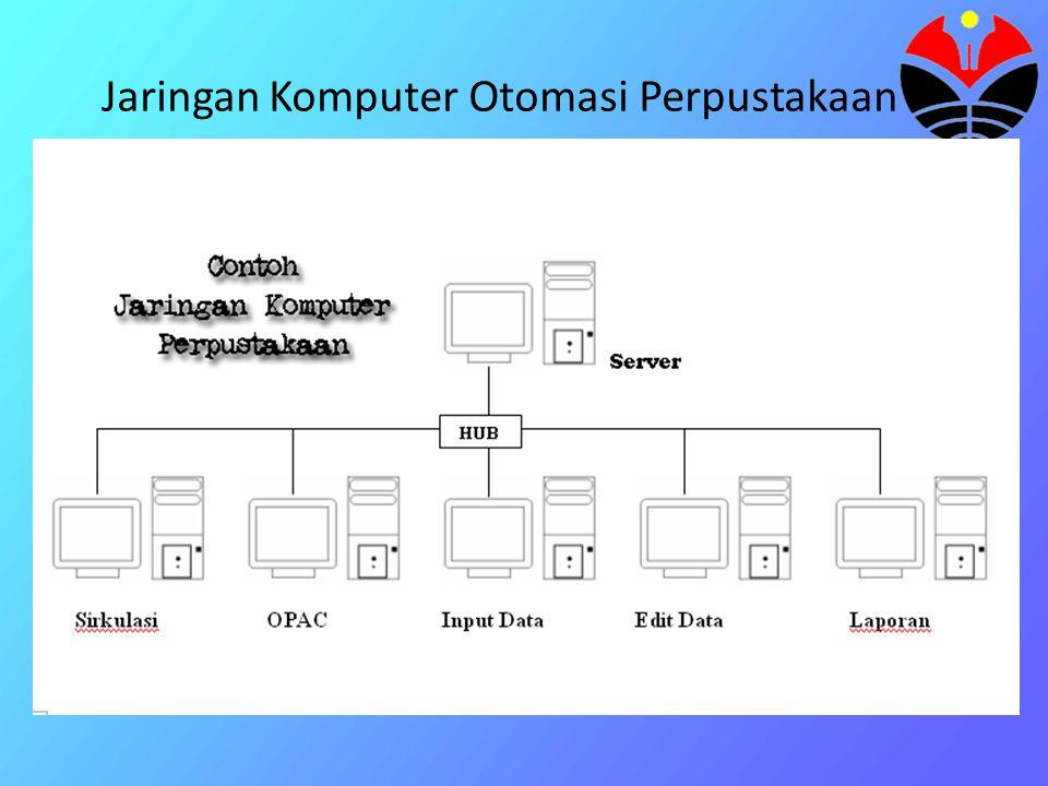Jaringan Komputer Otomasi Perpustakaan