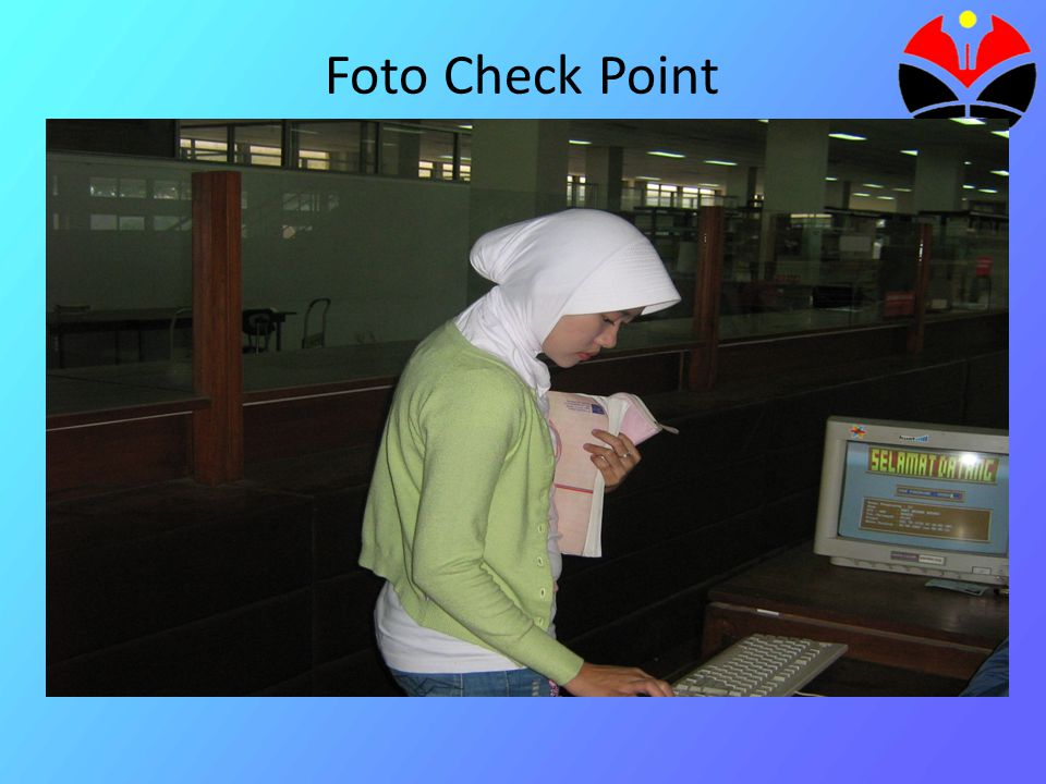 Foto Check Point