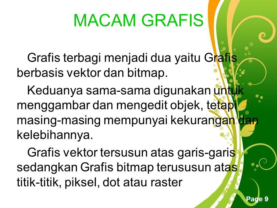 MACAM GRAFIS