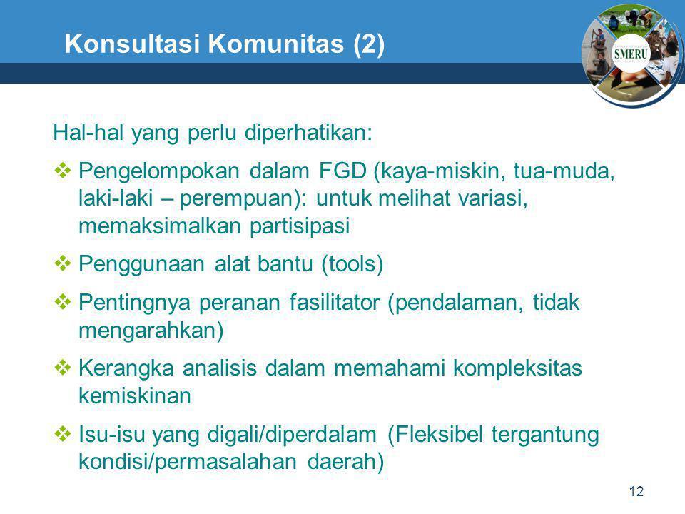 Konsultasi Komunitas (2)