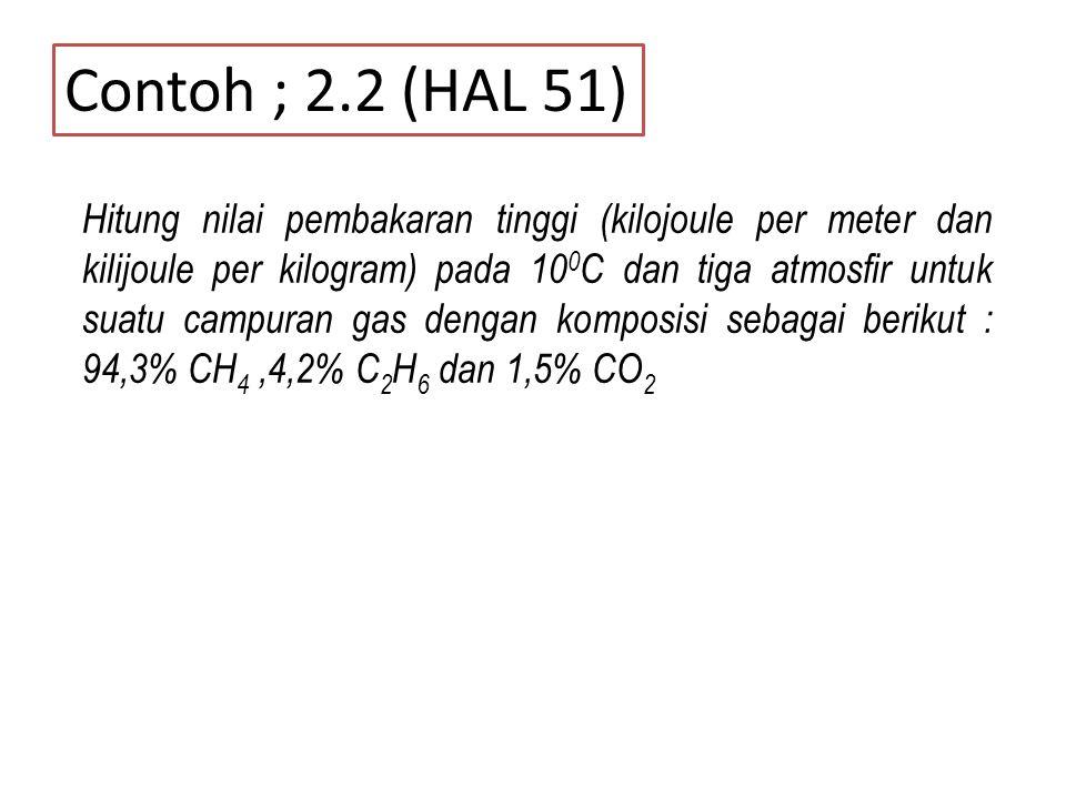 Contoh ; 2.2 (HAL 51)