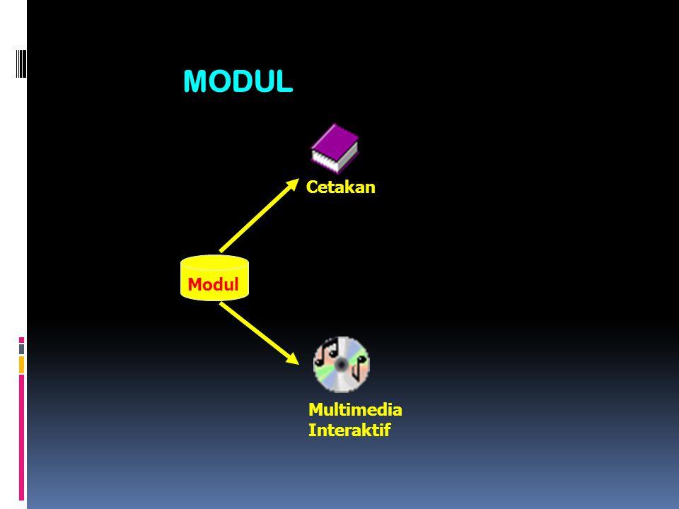 MODUL Cetakan Modul Multimedia Interaktif