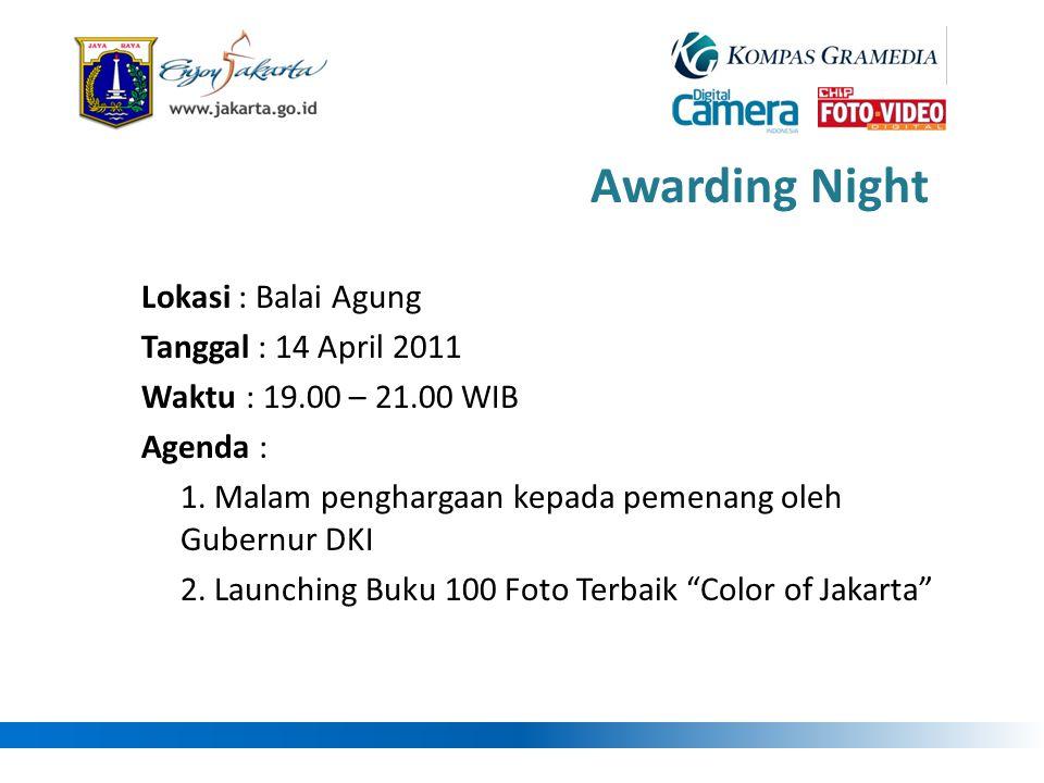Awarding Night