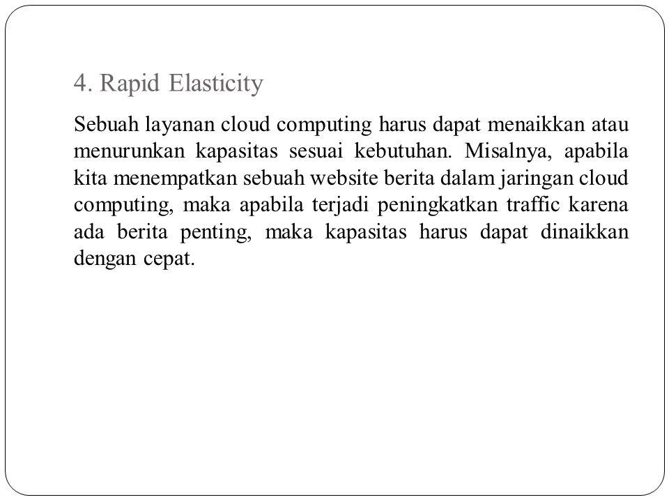 4. Rapid Elasticity