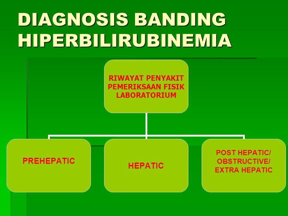 DIAGNOSIS BANDING HIPERBILIRUBINEMIA