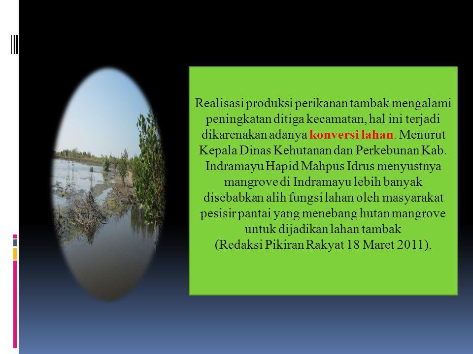 (Redaksi Pikiran Rakyat 18 Maret 2011).