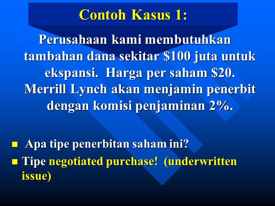 Contoh Kasus 1: