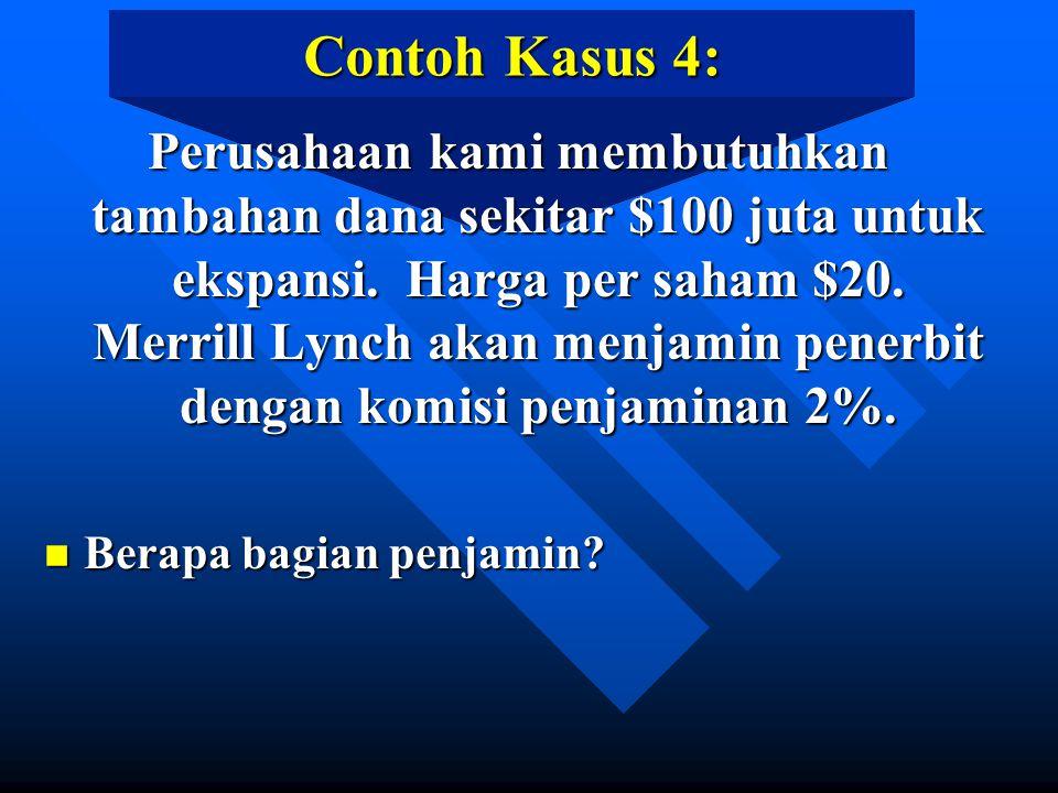 Contoh Kasus 4: