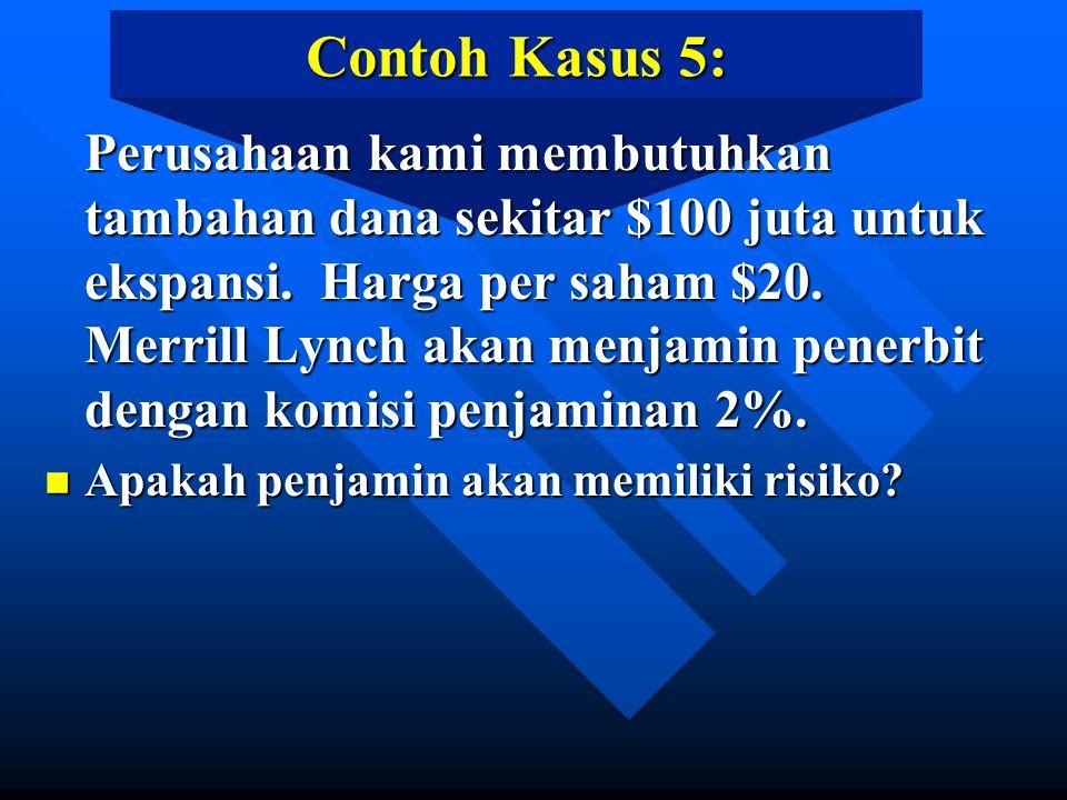 Contoh Kasus 5: