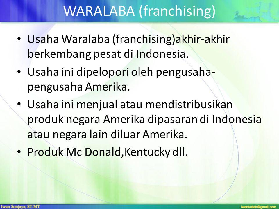 WARALABA (franchising)