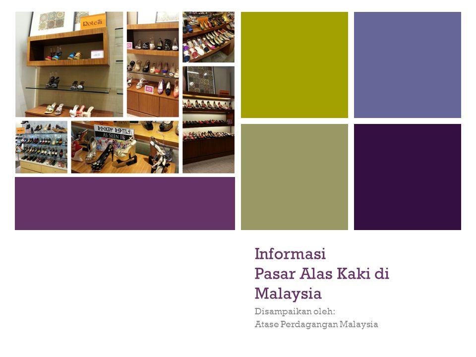 Informasi Pasar Alas Kaki di Malaysia