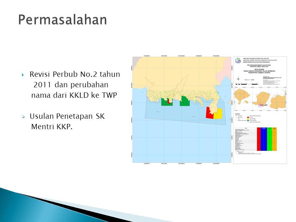 Permasalahan Revisi Perbub No.2 tahun 2011 dan perubahan