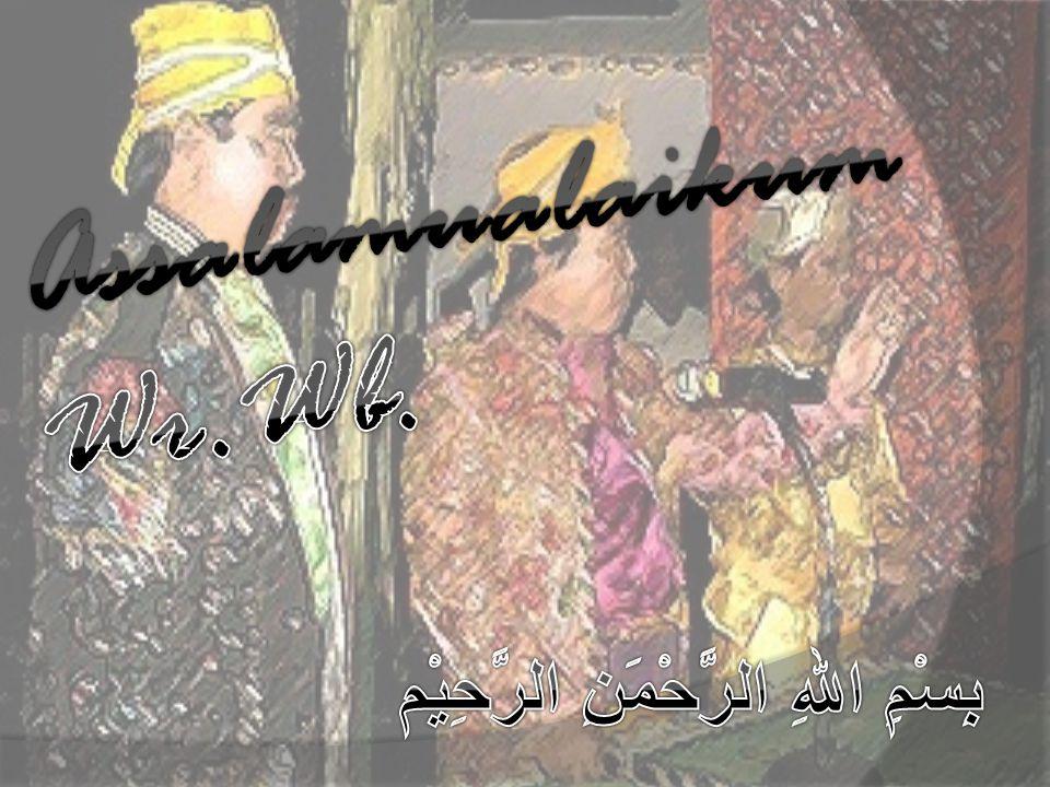 Assalamualaikum Wr.Wb. بِسْمِ اللهِ الرَّحْمَنِ الرَّحِيْم