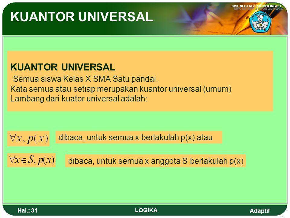 KUANTOR UNIVERSAL
