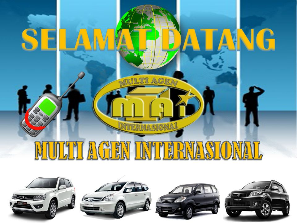 MULTI AGEN INTERNASIONAL