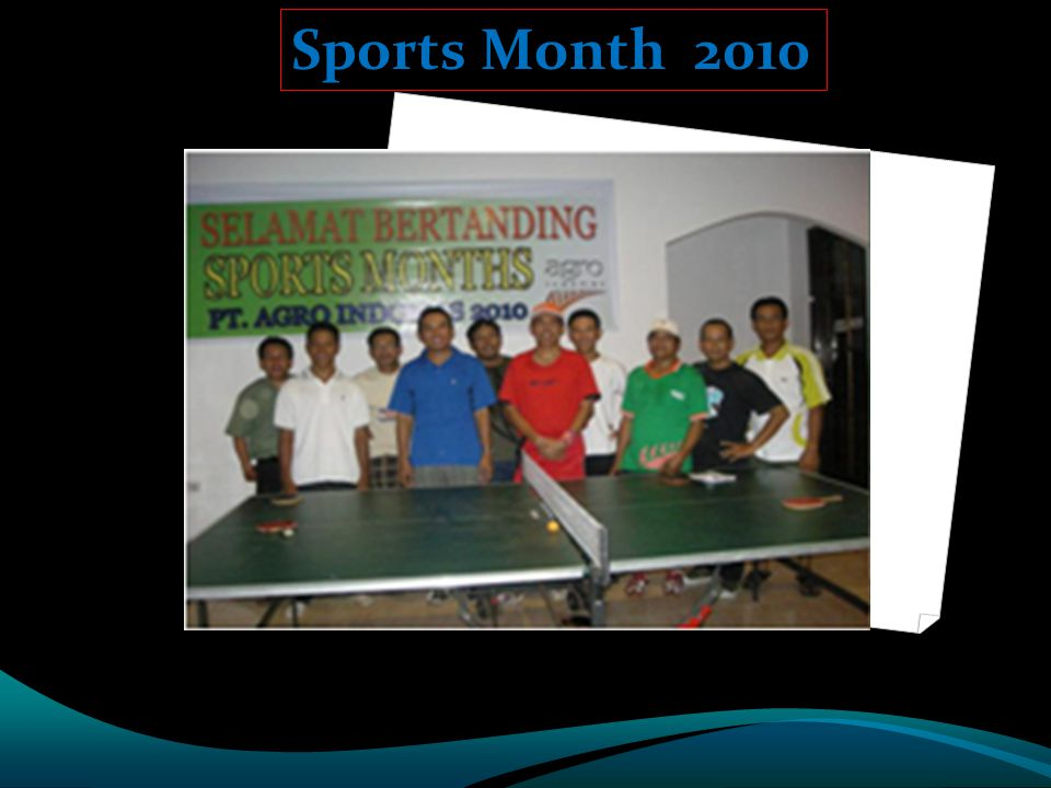 Sports Month 2010