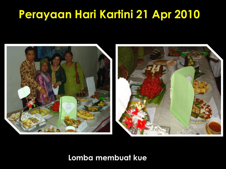 Perayaan Hari Kartini 21 Apr 2010