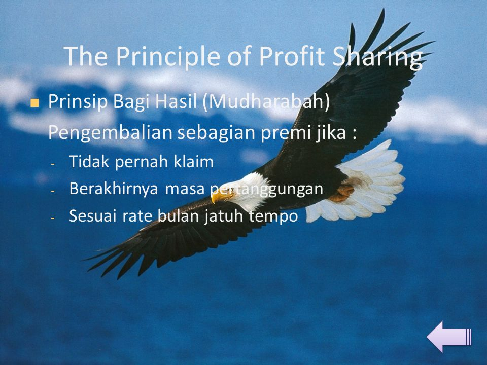 The Principle of Profit Sharing