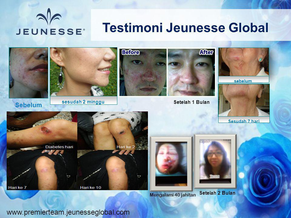 Testimoni Jeunesse Global