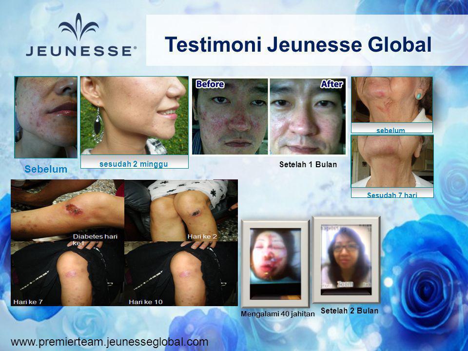 Testimoni Jeunesse Global