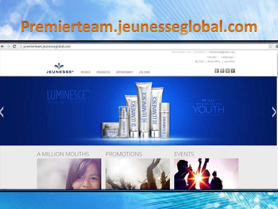 Premierteam.jeunesseglobal.com