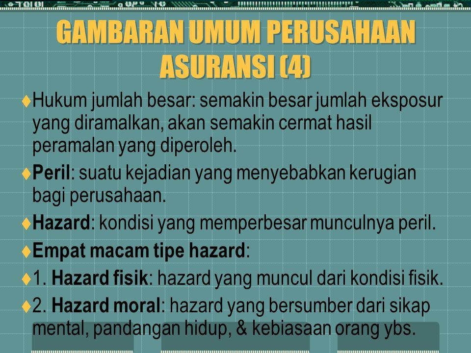 GAMBARAN UMUM PERUSAHAAN ASURANSI (4)