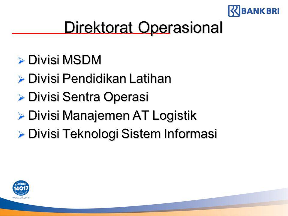 Direktorat Operasional
