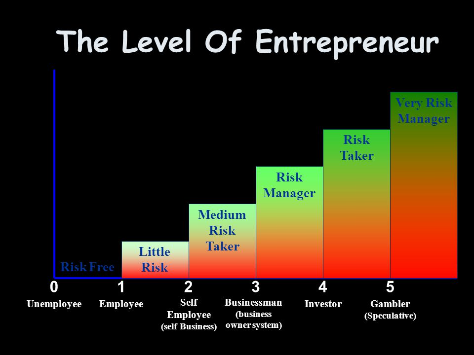 The Level Of Entrepreneur