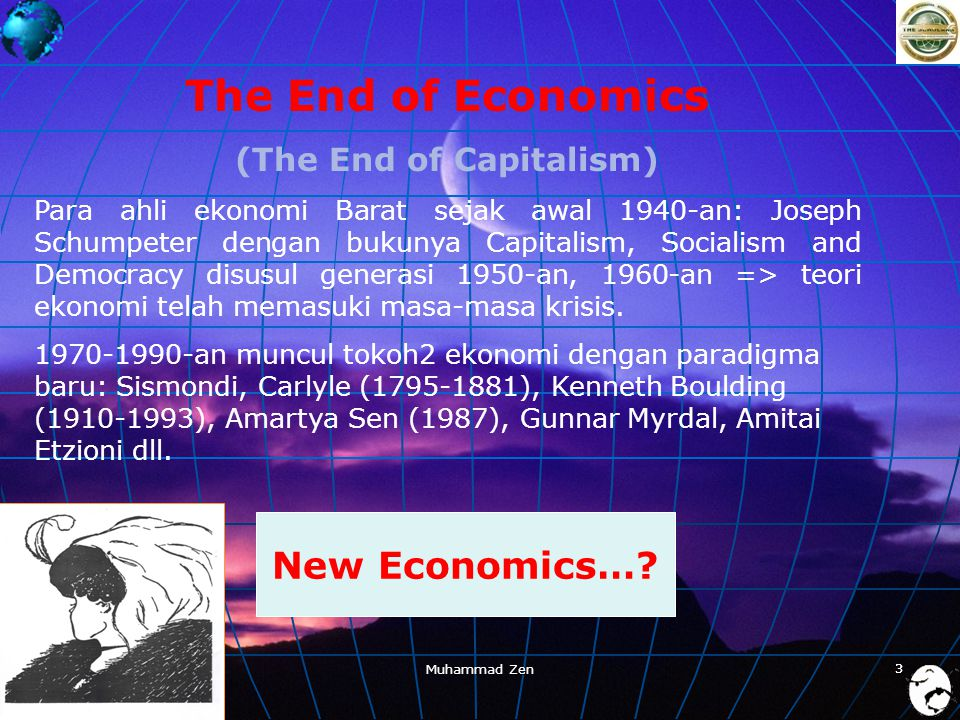 (The End of Capitalism)