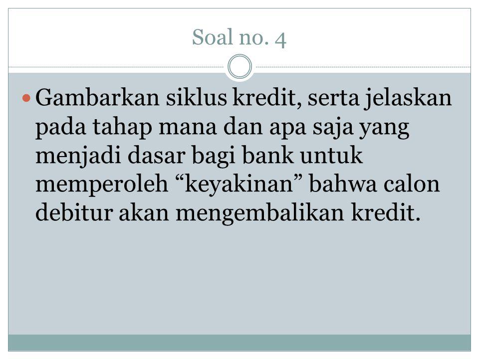 Soal no. 4