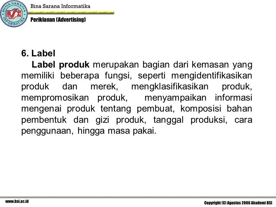6. Label