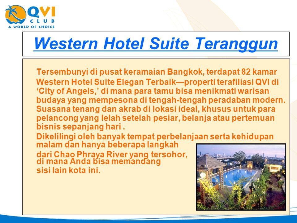 Western Hotel Suite Teranggun