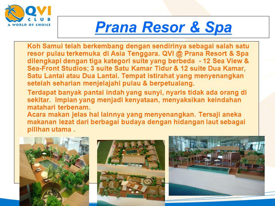 Prana Resor & Spa