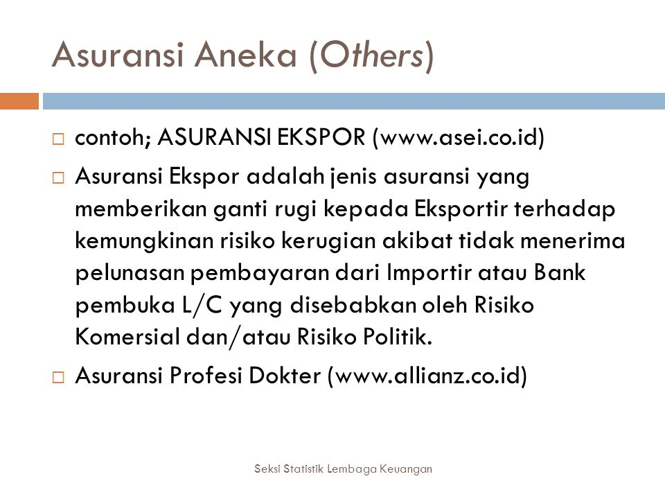 Asuransi Aneka (Others)