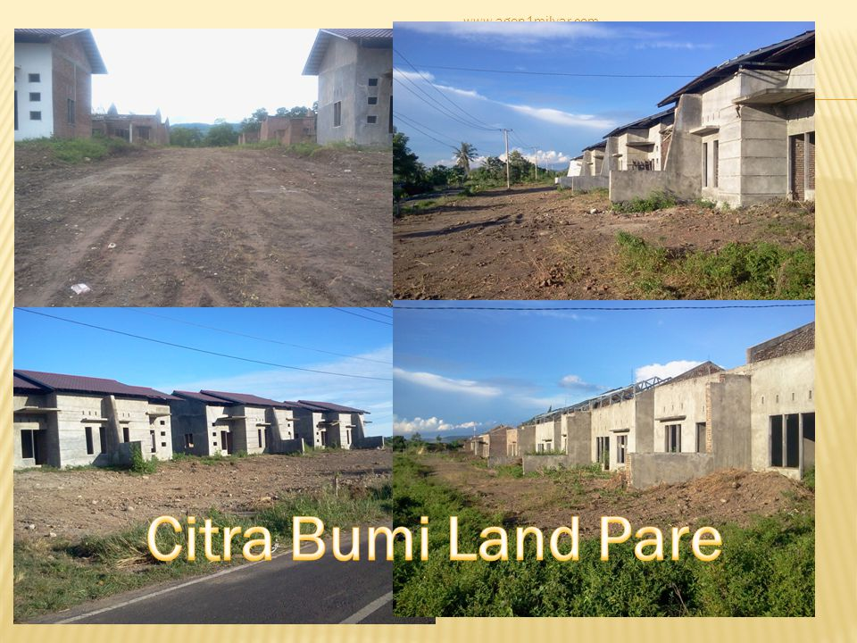 www.agen1milyar.com Citra Bumi Land Pare
