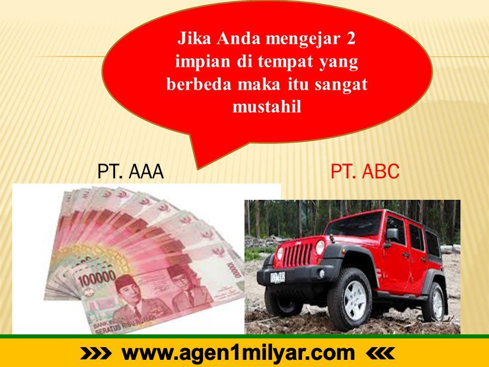 PT. AAA PT. ABC www.agen1milyar.com